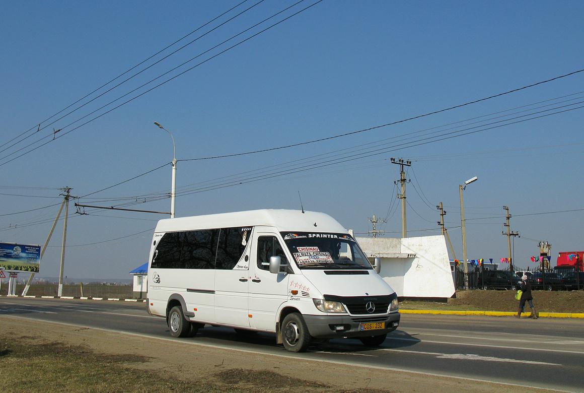 Chisinau, Mercedes-Benz Sprinter 413CDI # COS 232