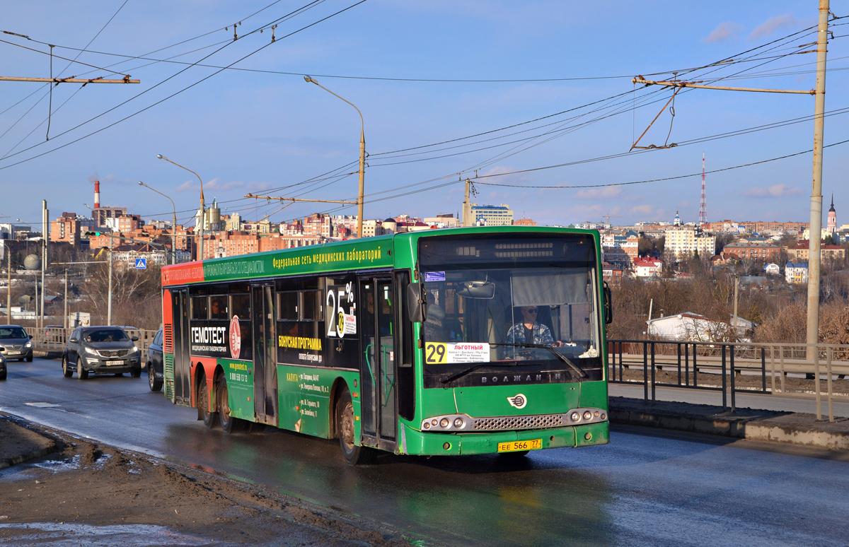 """Kaluga, Volzanin-6270.06 """"СитиРитм-15"""" # ЕЕ 566 77"""