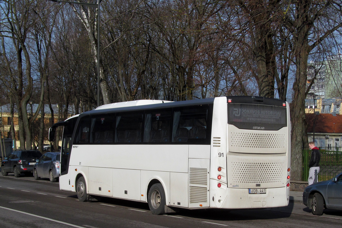 Jonava, Otokar Vectio T # 91