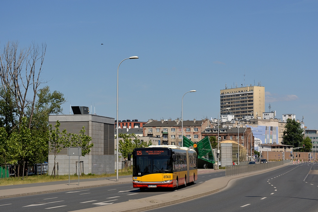 Warsaw, Solaris Urbino III 18 # 8562