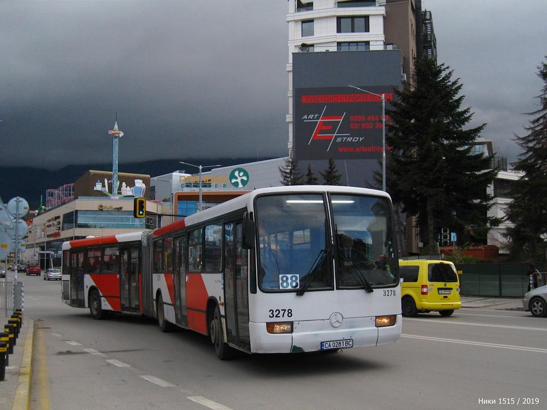 Sofia, Mercedes-Benz O345G # 3278