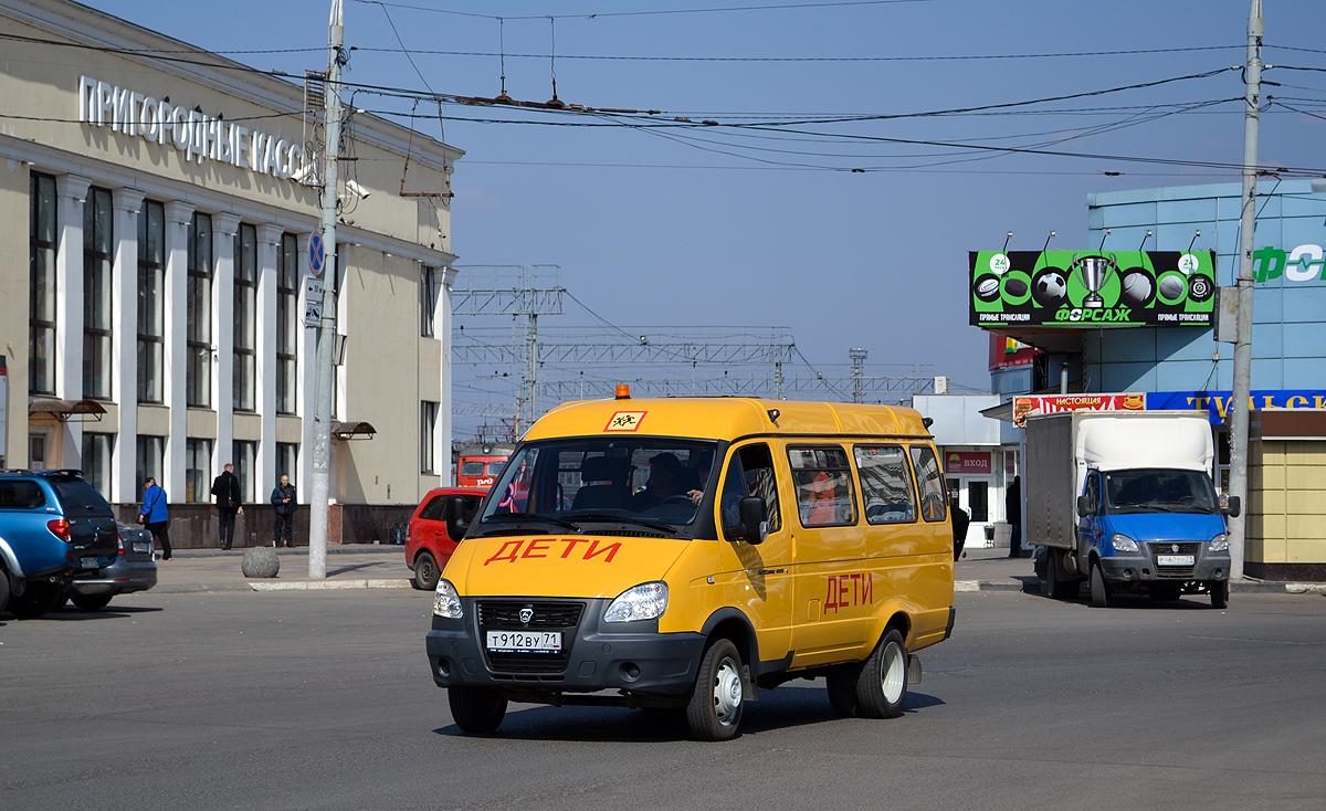 Суворов, GAZ-322121 # Т 912 ВУ 71
