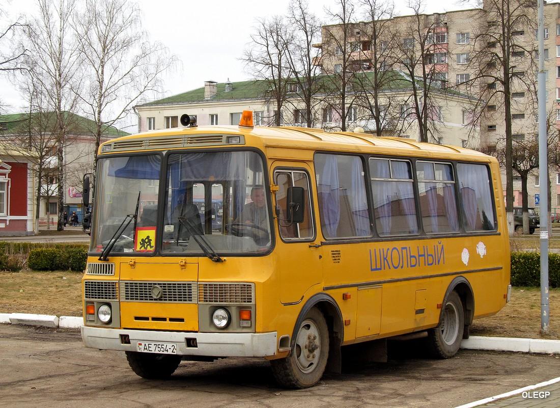 Orsha, ПАЗ-РАП-32053-70 # АЕ 7554-2