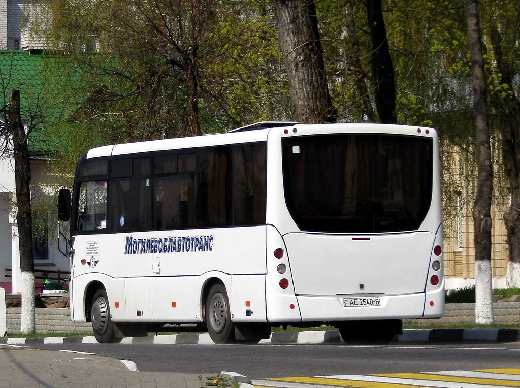 Slavgorod, MAZ-241.030 # АЕ 2540-6