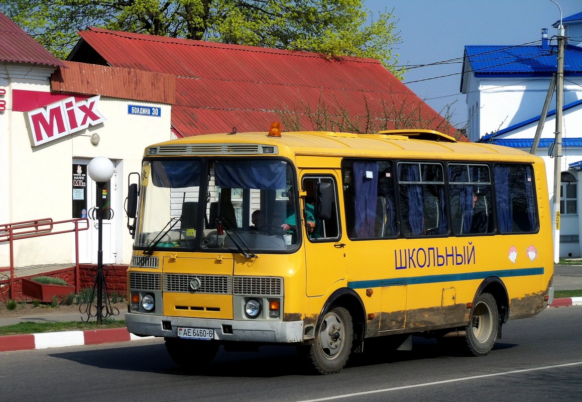 Cherikov, ПАЗ-РАП-32053-70 # АЕ 6460-6