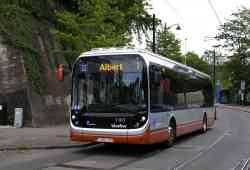 Bruxelles, Bolloré Bluebus SE # 1101