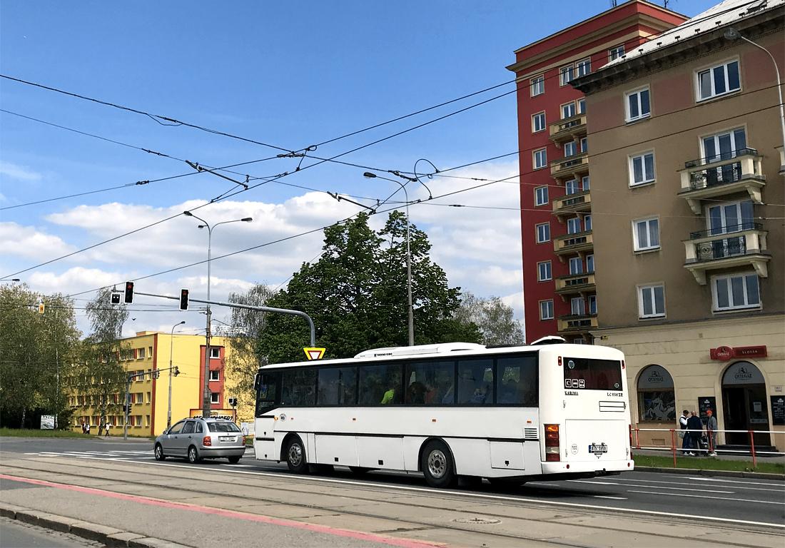 Ostrava, Karosa LC936E # 8T5 5959