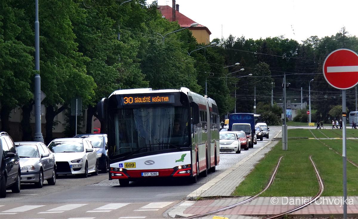 Plzeň, Solaris Urbino IV 18 # 609