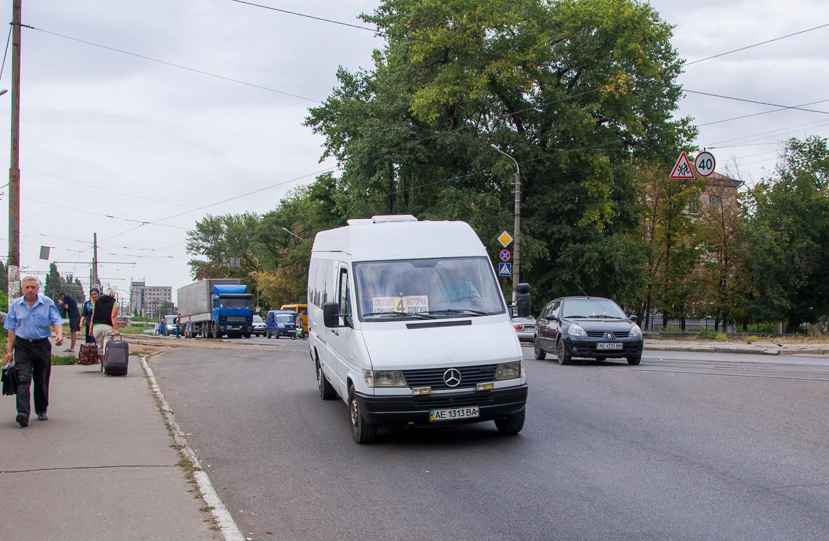 Dnipro, Mercedes-Benz Sprinter 312D # АЕ 1313 ВА
