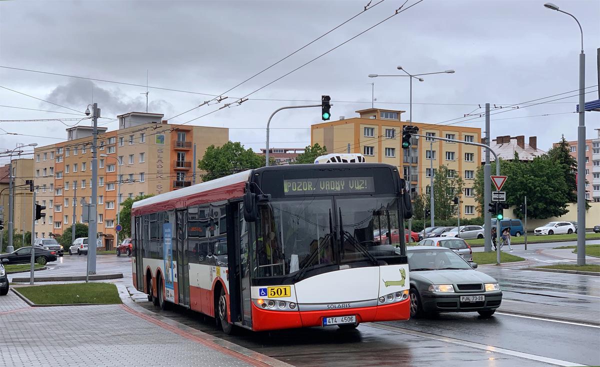 Plzeň, Solaris Urbino III 15 # 501