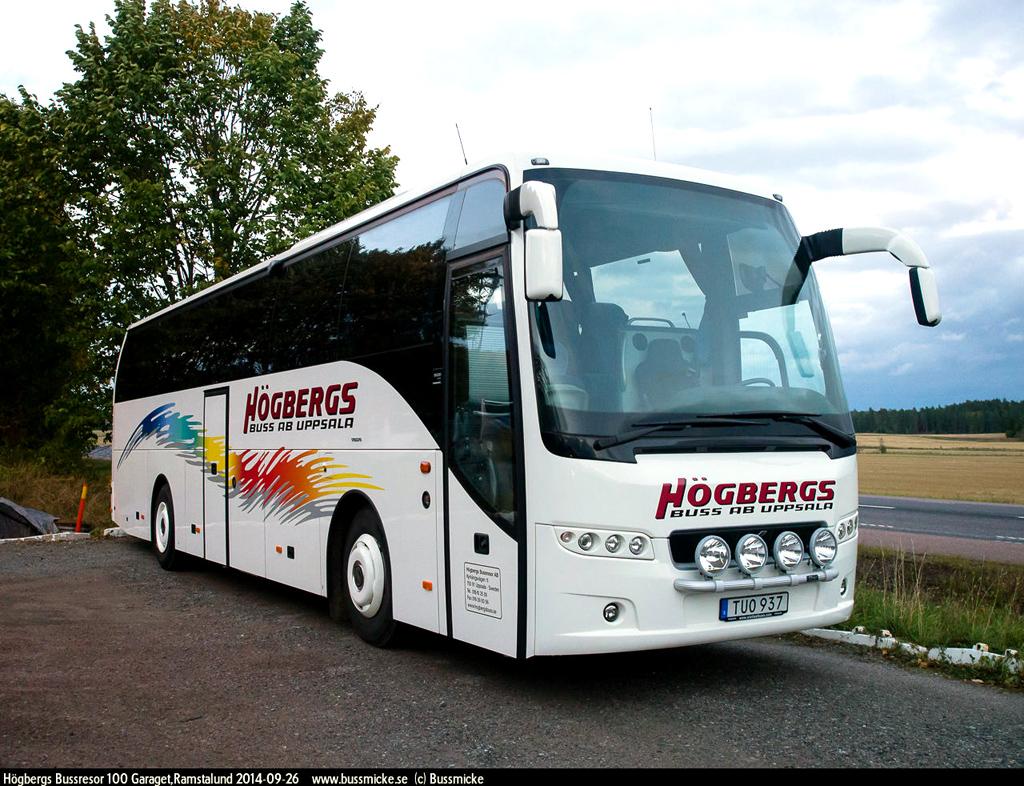 Uppsala, Volvo 9500H # 100