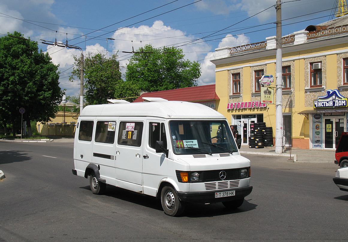 Tiraspol, Mercedes-Benz T1 310D # Т 378 НК