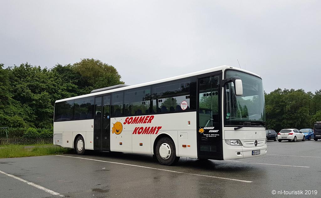 Meschede, Mercedes-Benz O550 Integro # HSK-QY 191