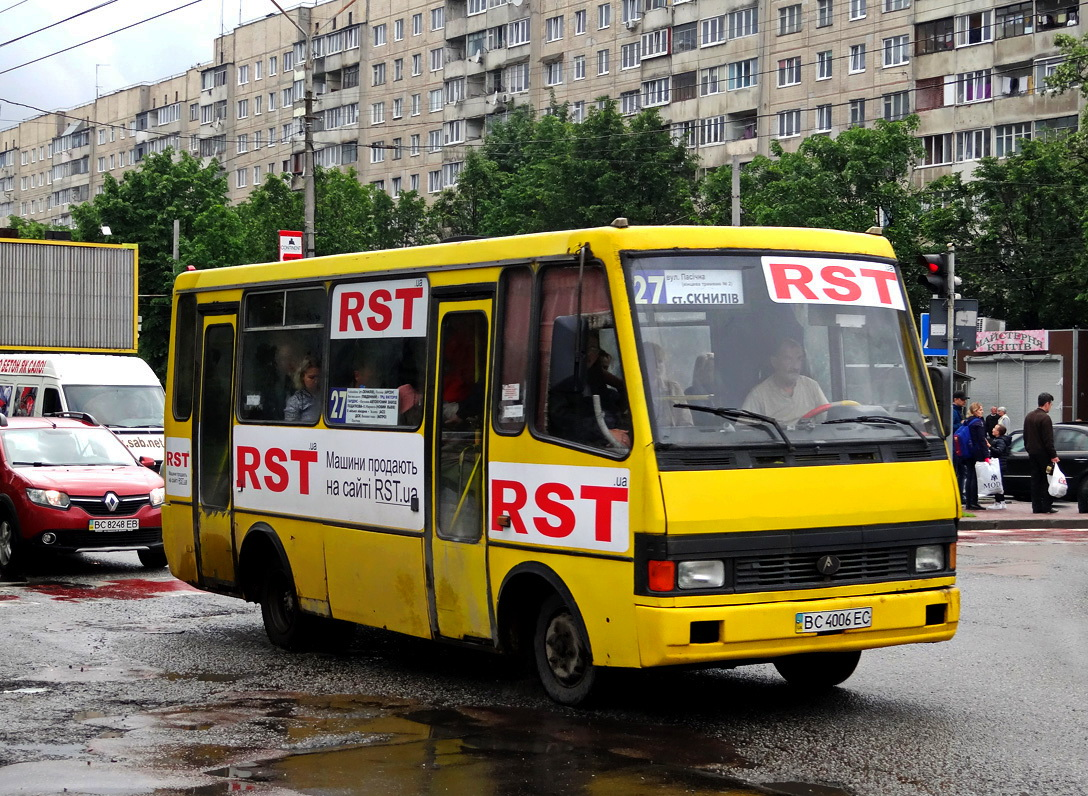 """Lviv, BAZ-А079.04 """"Эталон"""" # ВС 4006 ЕС"""
