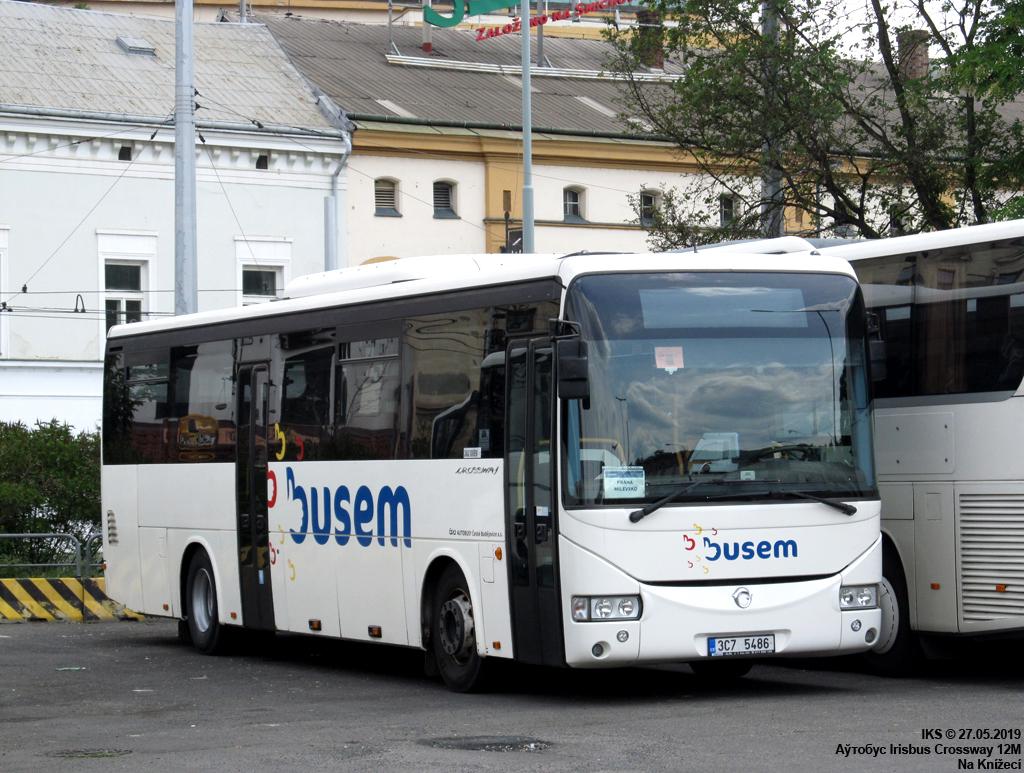 Český Krumlov, Irisbus Crossway 12M # 3C7 5486