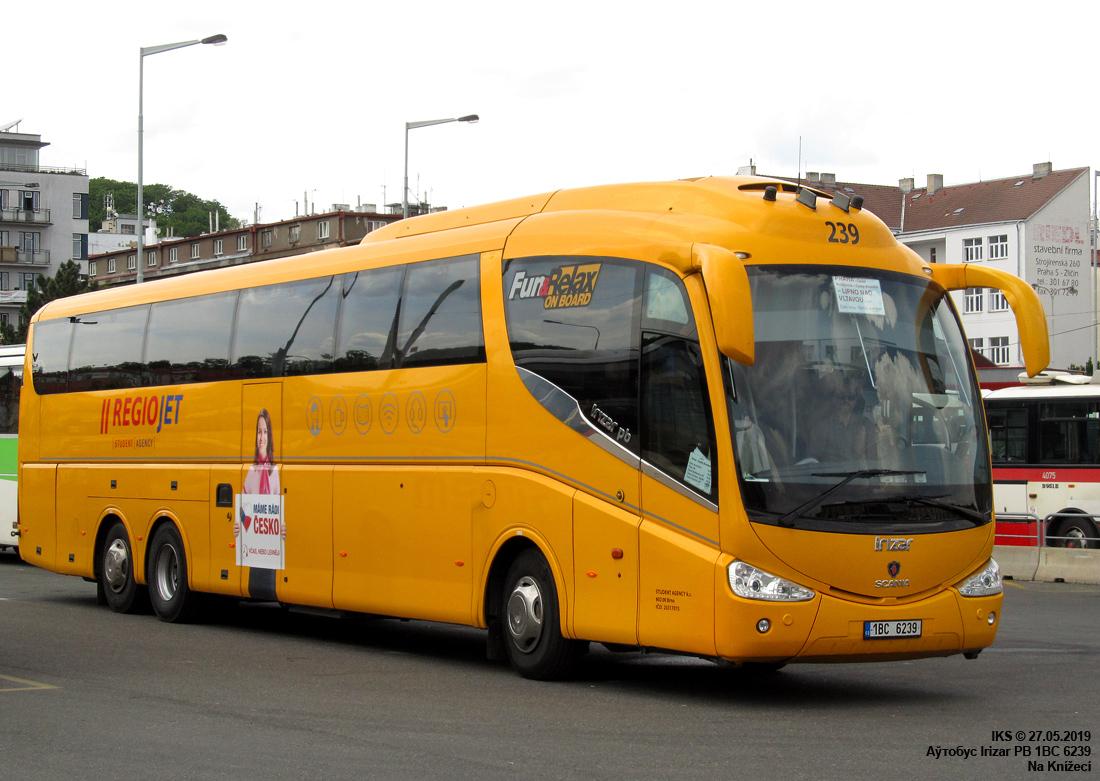 Prague, Irízar PB # 239