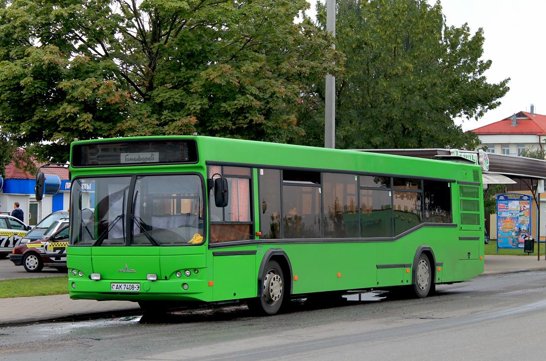 Rechica, MAZ-103.5** # АК 7408-3