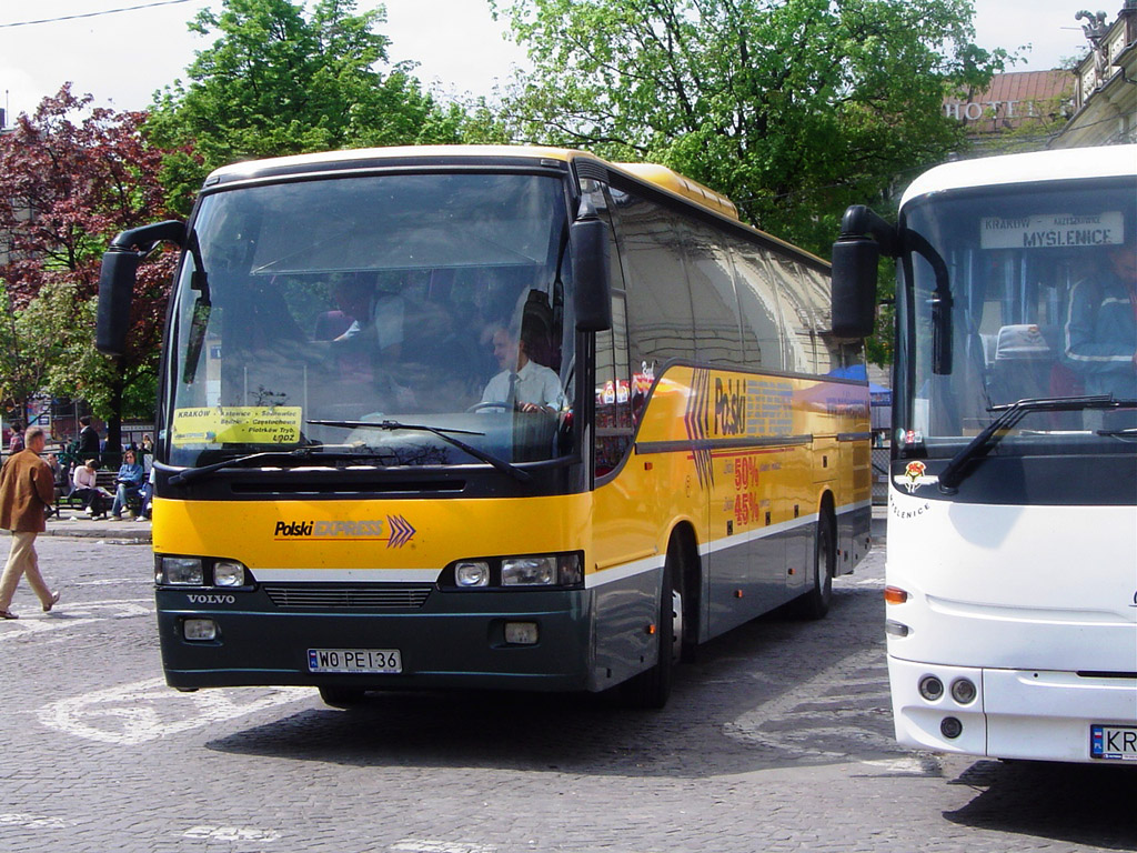 Warszawa, Carrus Regal 350 # 136