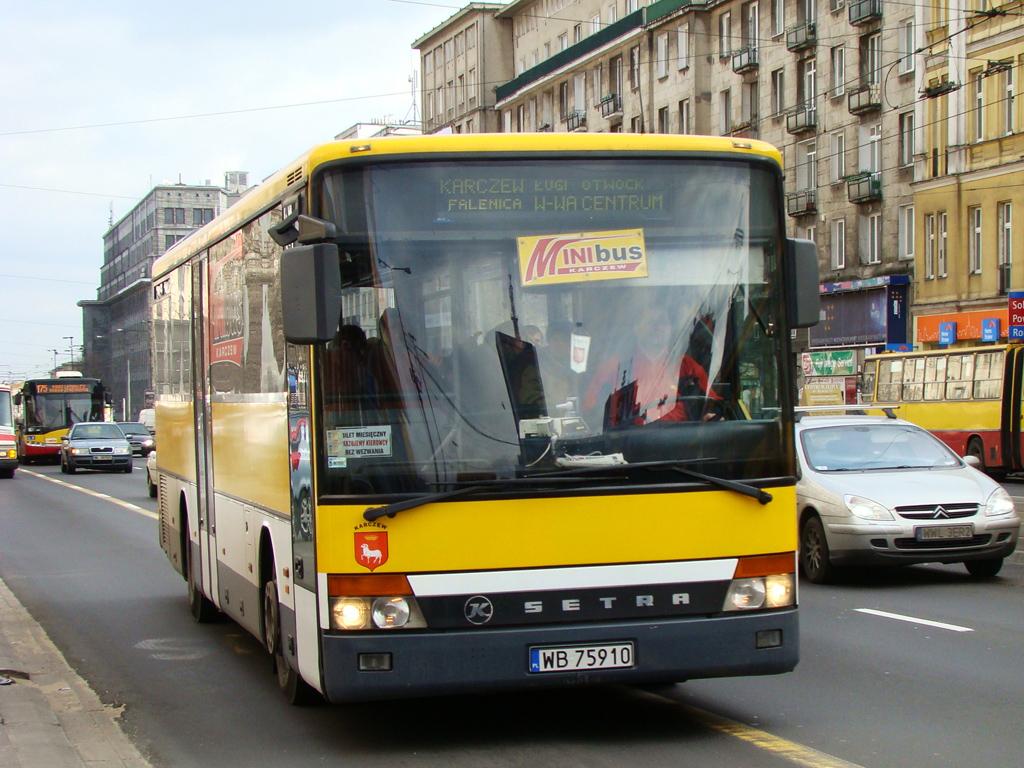 Karczew, Setra S315UL # 9