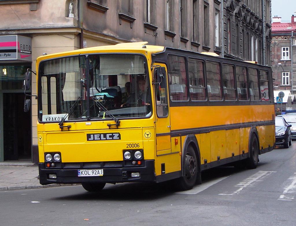 Olkusz, Jelcz PR110D # 20006