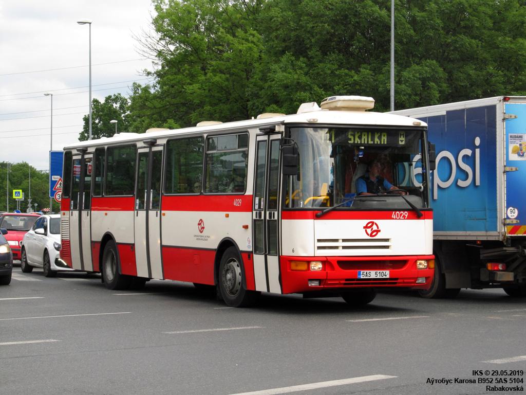 Prague, Karosa B951.1713 # 4029