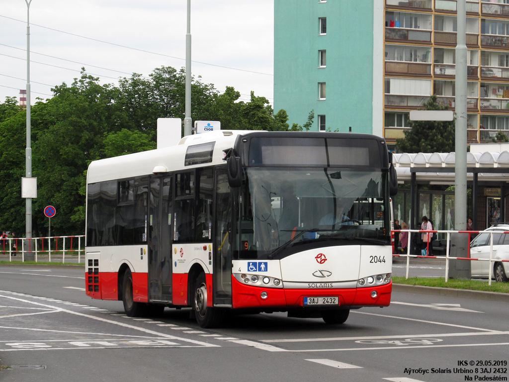 Prague, Solaris Urbino III 8,9 LE # 2044