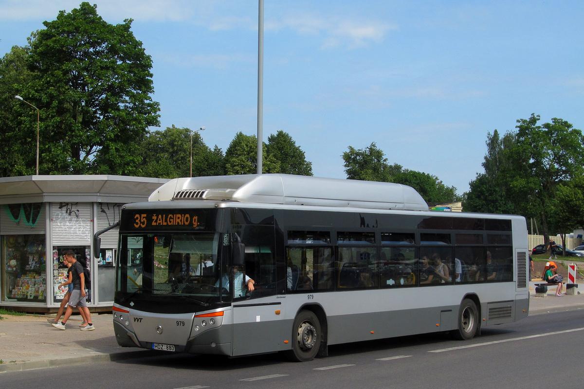 Vilnius, Castrosúa City Versus CNG # 979