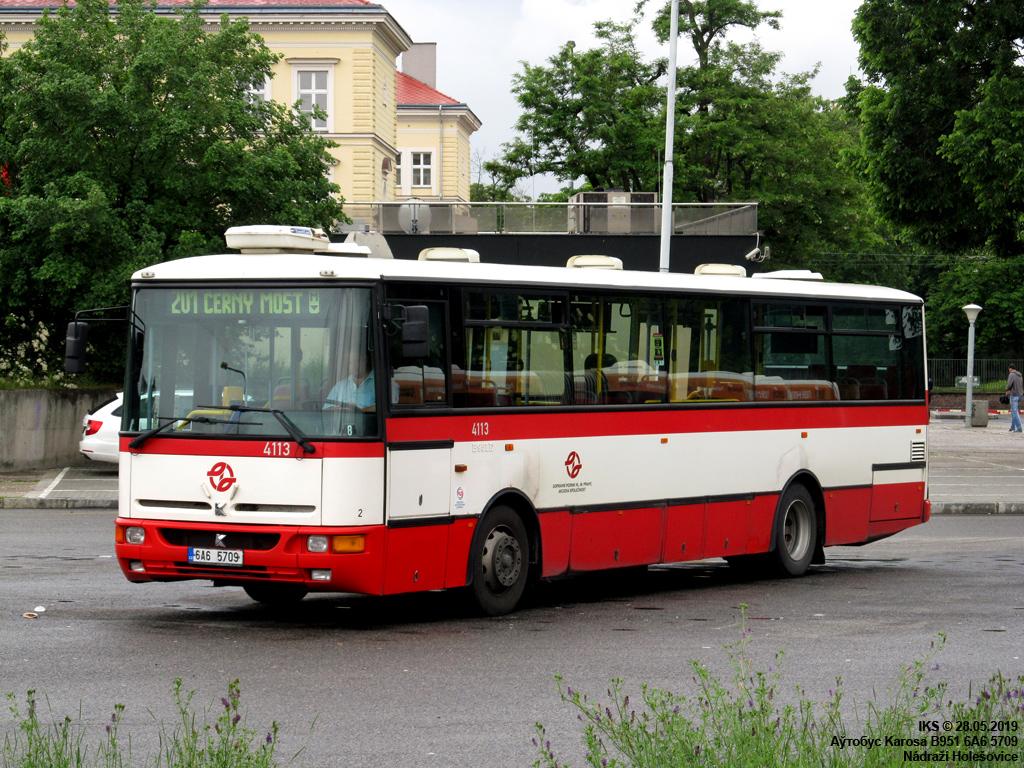 Prague, Karosa B951E.1713 # 4113
