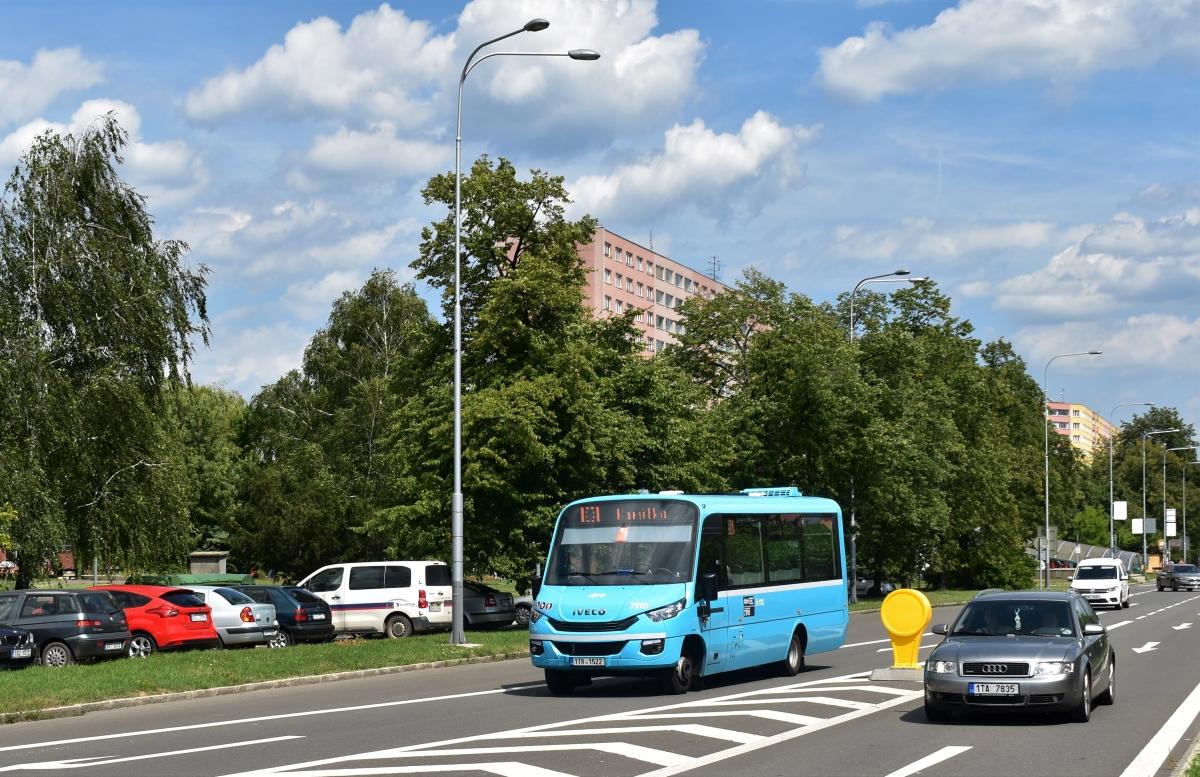 Ostrava, Dekstra LE 37 CNG # 7310