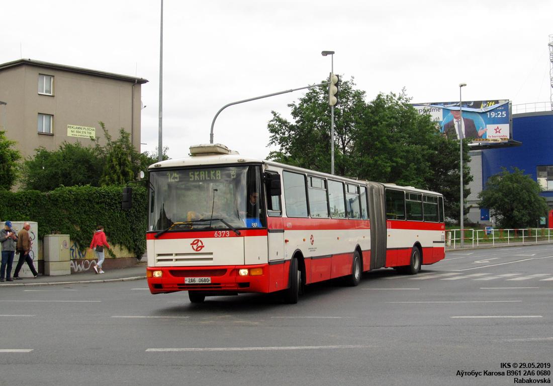 Prague, Karosa B961.1970 # 6373